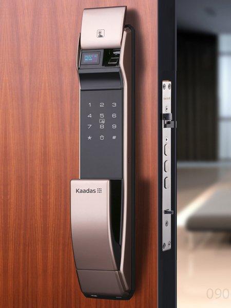 khóa cửa vân tay kaadass k7