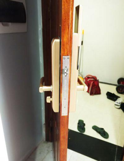 Khóa cửa vân tay Dessmann