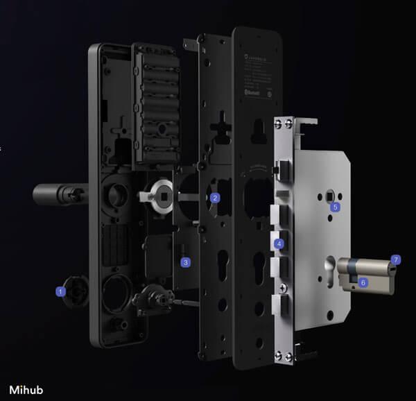 khóa cửa thông minh Xiaomi