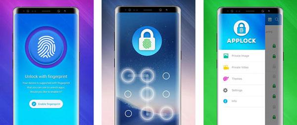 Tuyển Chọn 3 Mẫu Khóa Cửa Vân Tay Hàn Quốc Tích Hợp App Smartphone