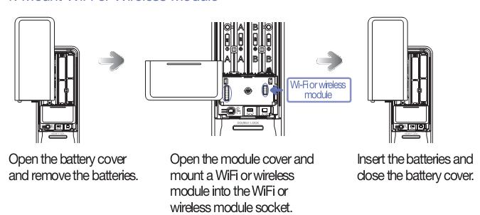 wifi samsung shp-dh609