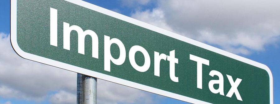 ưu đãi thuế nhập khẩu khóa điện tử